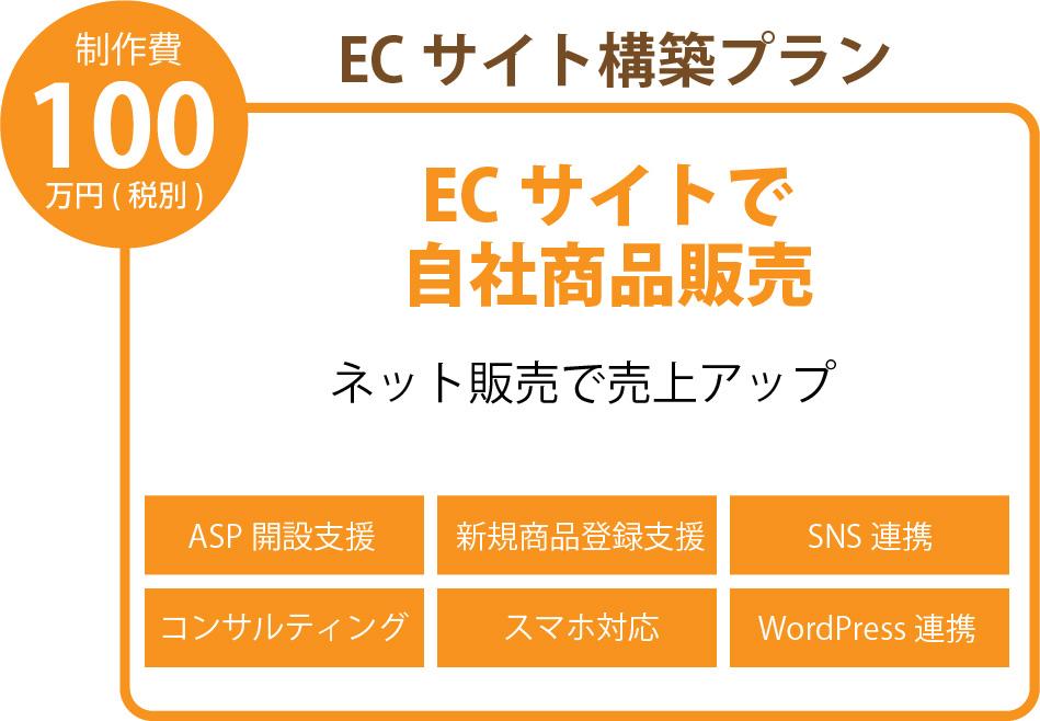 100万円ECサイト構築プラン